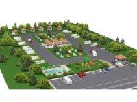Bursa'nın yeni kamp ve karavan alanı turizmin gözdesi olacak