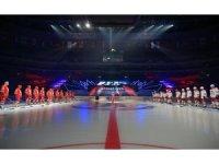 Putin, Buz Hokeyi maçında 8 sayı birden atarak şov yaptı