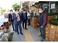 """Vali Masatlı: """"Amasya'da vaka sayısı son 10 günde yüzde 50 azaldı"""""""