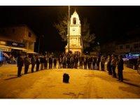 Çelikhan Dayanışma Platformundan Mescid-i Aksa'ya yapılan saldırıya tepki