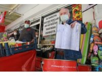 Samsun'da gizemli hayırsever 100 kişinin veresiye borcunu kapattı