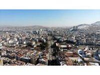 Nevşehir'de Nisan ayında 138 konut satıldı