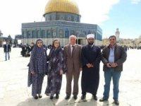 ULUSKON, İsrail'in Doğu Kudüs'te sivillere yönelik saldırısını kınadı
