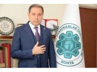 """KONESOB Başkanı Karabacak: """"Ramazan Bayramı İslam alemine huzur getirsin"""""""