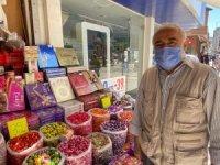 Zonguldak'ta bayram öncesi şekerleme için kuyruğa girdiler