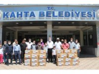 Kahta'daki Çölyak hastalarına gıda yardımı yapıldı