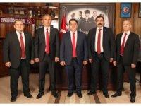 GMİS Yönetim Kurulu, Ramazan Bayramı'nı kutladı