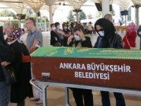 Kocası tarafından canice katledilen Zeynep Erdoğan son yolculuğuna uğurlandı