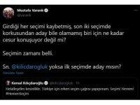 """Bakan Varank'tan Kılıçdaroğlu'na erken seçim cevabı: """"Seçimin zamanı belli"""""""