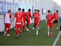 Sivasspor, Kasımpaşa maçının taktiğini çalıştı