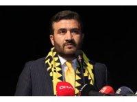 """MKE Ankaragücü Başkanı Mert: """"Yapılacak olağan genel kurulda aday olmayacağım"""""""
