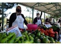 Doğal ve ekolojik ürünler kent halkıyla buluşuyor