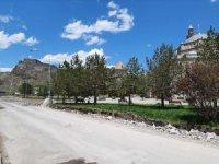 Evliya Cami etrafı tarihi dokuya uygun olarak yapılacak
