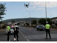 Trafik ekiplerinin denetimleri sürüyor