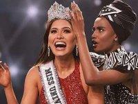 Kainat Güzeli Meksika'dan çıktı