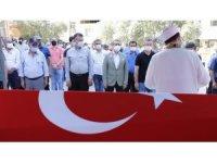 Kıbrıs Gazisine son görev
