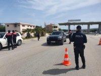 Çeşme'de tam kapanmada 1,5 milyona yakın ceza kesildi