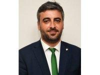Bursaspor Genel Sekreteri Ersin Toker görevinden istifa etti