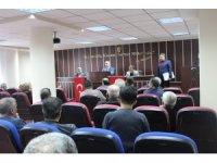 Kahta Belediye meclisinden İsrail'e tepki