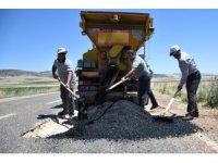 Araban kırsal mahallerde onarım çalışmaları başladı