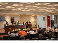 Selçuk Belediye Meclisinde İsrail'in saldırıları kınandı