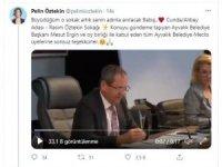Rasim Öztekin'in Adı Alibey (Cunda) Adası'nda yaşayacak