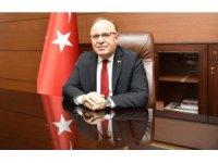 Vali Tutulmaz'dan 19 Mayıs Atatürk'ü Anma, Gençlik ve Spor Bayramı mesajı