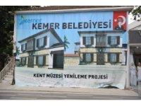 Kemer'e etnografya müzesi açılıyor