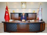 Rektör Çufalı 19 Mayıs Atatürk'ü Anma, Gençlik ve Spor Bayramı'nı kutladı