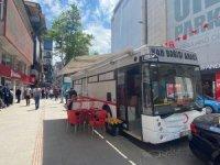 Zonguldak'ta kan bağışı kampanyası başladı