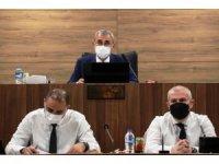 Kütahya Belediye Meclisi İsrail'i kınadı