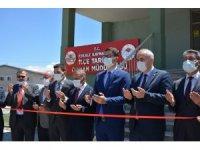 Aşkale'de İlçe Tarım ve Orman Müdürlüğü yeni hizmet binası açıldı