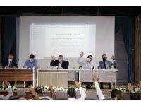 Yunusemre Meclisi İsrail'i kınadı