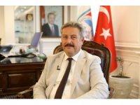 Başkan Palancıoğlu gençlerden gelecekleri için başarı sözü istedi