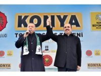 Başkan Altay'dan hububat fiyatları için Cumhurbaşkanı Erdoğan'a teşekkür
