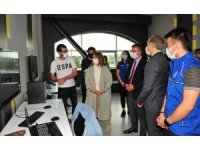 Milletvekili Aydemir, Üniversite öğrencileri ile bir araya geldi