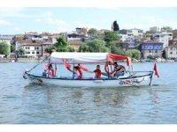 Türkiye'nin Venedik'i Gölyazı'da 19 Mayıs coşkusu