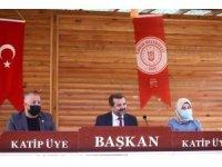 Gürsu Belediyesi'nden doğada meclis toplantısı