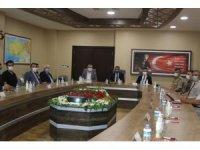 Siirt'te insan ticareti ile mücadele alanında bilgilendirme ve istişare toplantısı yapıldı