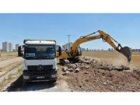 Diyarbakır'da yeni bulvar ve bağlantı yolları inşa ediyor