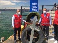 """Üsküdar'da, """"Temiz Çevre Temiz Deniz"""" seferberliği başladı"""