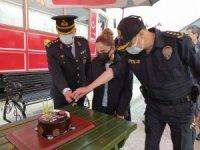 Jandarmanın 182. yaşı Uşak'ta kutlandı