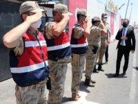 Kaymakam Koç, Jandarma Teşkilatının 182'nci yıl dönümünü kutladı
