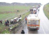 Şırnak'ta trafik kazaları azaldı