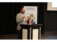 HKÜ öğretim elemanları Mardin'de