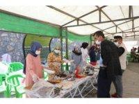 Başkale'de Filistin'e destek etkinliği