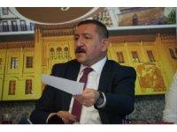 Başkan Vidinlioğlu'dan Erbilgin'e cevap verdi