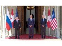 Biden-Putin zirvesi, Cenevre'de başladı