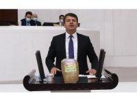 Milletvekili Tutdere, tütüne hapis cezasına tepki gösterdi