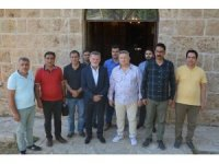 GAP gazeteciler heyeti Şemdinli'de